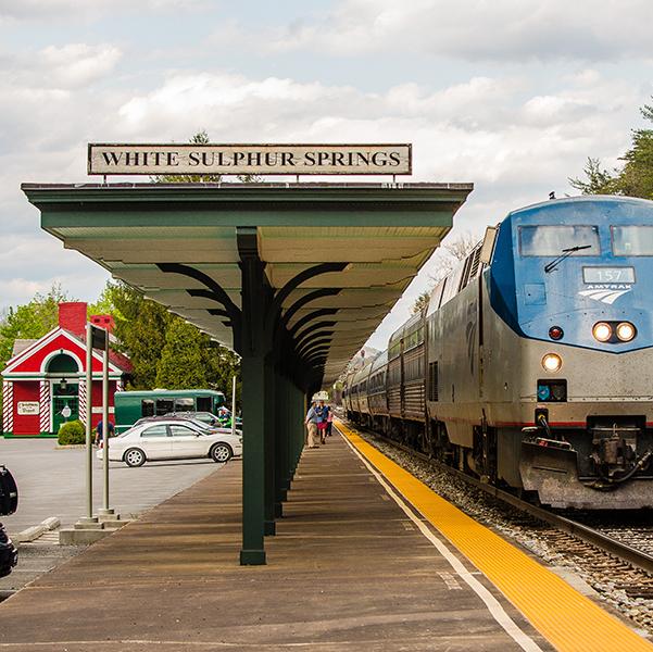 White Sulphur Springs, WV (WSS)   Great American Stations
